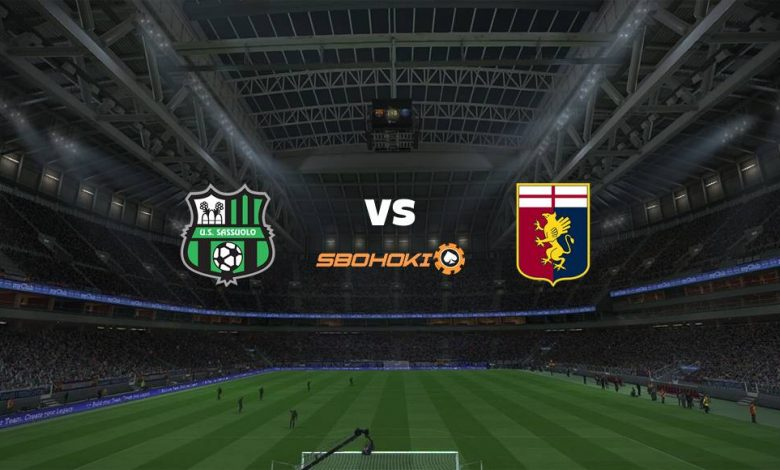 Live Streaming  Sassuolo vs Genoa 6 Januari 2021 - dewaprediksibola