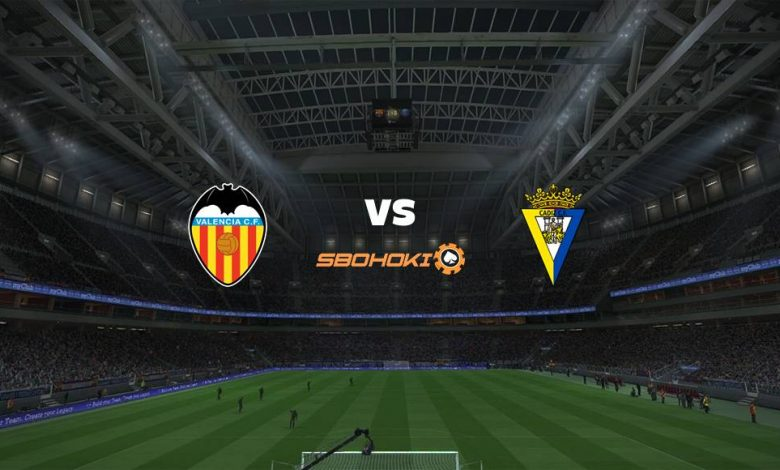 Live Streaming Valencia vs Cádiz 4 Januari 2021 - dewaprediksibola