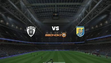 Photo of Live Streaming  PAOK Salonika vs Panetolikos 31 Januari 2021