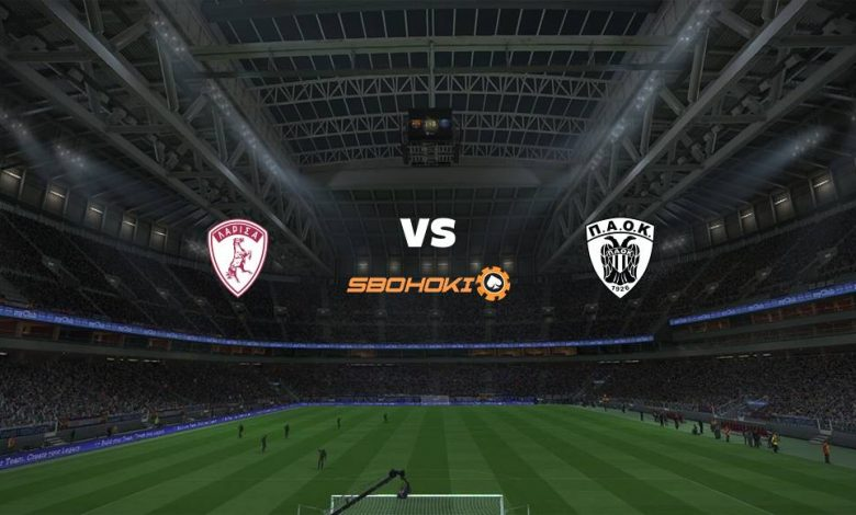 Live Streaming  Larissa FC vs PAOK Salonika 3 Januari 2021 - dewaprediksibola