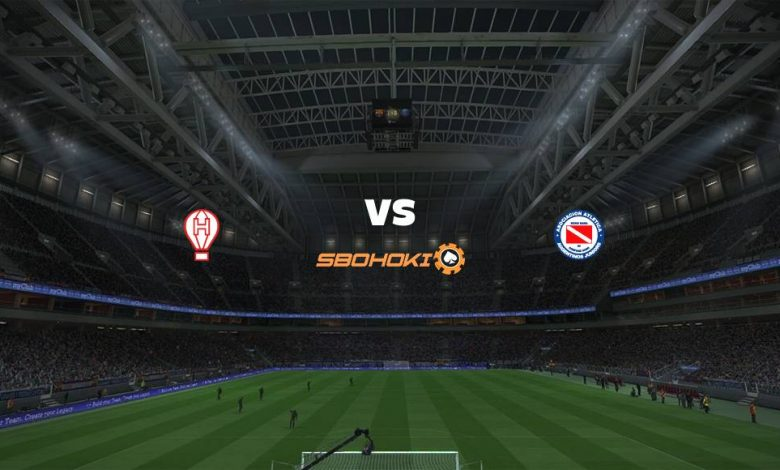 Live Streaming  Huracán vs Argentinos Juniors 5 Januari 2021 - dewaprediksibola
