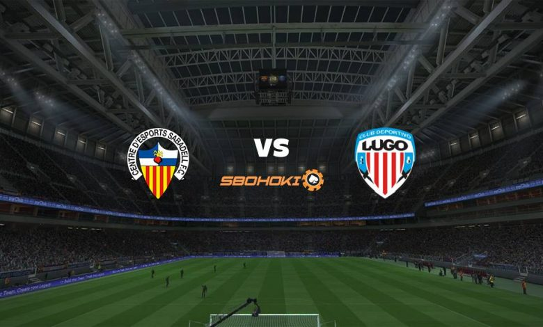 Live Streaming  CD Sabadell vs Lugo 11 Januari 2021 - dewaprediksibola