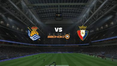 Photo of Live Streaming  Real Sociedad vs Osasuna 3 Januari 2021