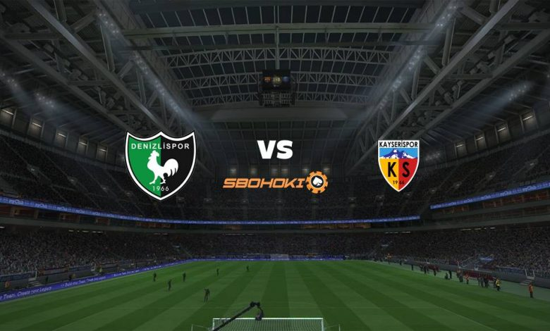 Live Streaming  Denizlispor vs Kayserispor 6 Januari 2021 - dewaprediksibola