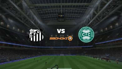 Photo of Live Streaming  Santos vs Coritiba 13 Februari 2021
