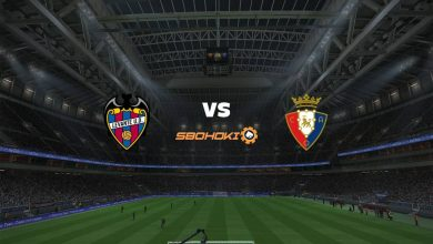 Photo of Live Streaming  Levante vs Osasuna 14 Februari 2021