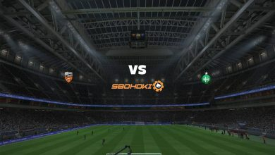 Photo of Live Streaming  Lorient vs St Etienne 28 Februari 2021