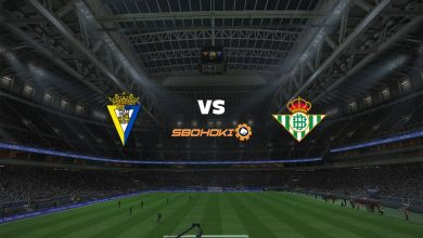 Photo of Live Streaming  Cádiz vs Real Betis 28 Februari 2021