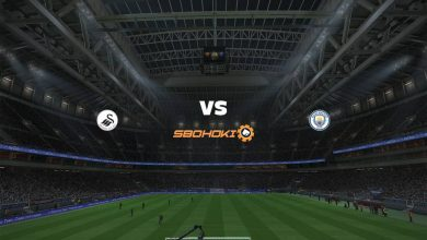 Photo of Live Streaming  Swansea City vs Manchester City 10 Februari 2021