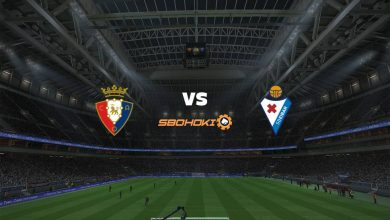 Photo of Live Streaming  Osasuna vs Eibar 7 Februari 2021