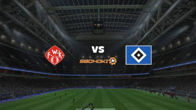 Photo of Live Streaming  Würzburger Kickers vs Hamburg SV 21 Februari 2021