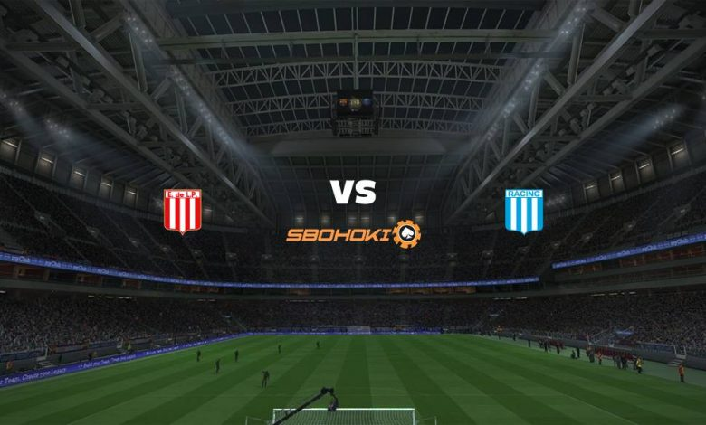 Live Streaming  Estudiantes de La Plata vs Racing Club 28 Februari 2021 - dewaprediksibola