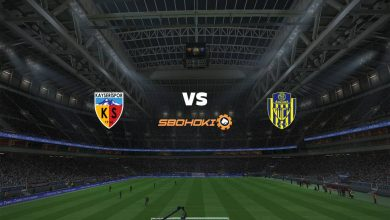 Photo of Live Streaming  Kayserispor vs Ankaragucu 13 Februari 2021