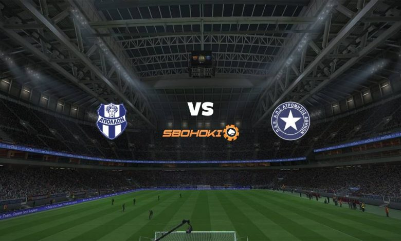 Live Streaming  Apollon Smyrni vs Atromitos 13 Februari 2021 - dewaprediksibola