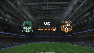Photo of Live Streaming  Krasnodar vs FC Ural Ekaterinburg 28 Februari 2021