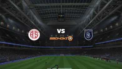 Photo of Live Streaming  Antalyaspor vs Istanbul Basaksehir 27 Februari 2021