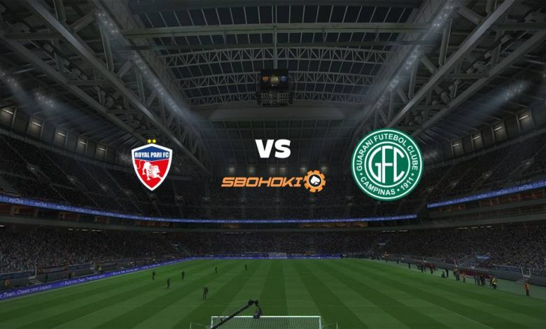 Live Streaming Royal Pari vs Guaraní 25 Februari 2021 - dewaprediksibola