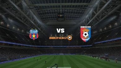 Photo of Live Streaming  FCSB vs Chindia Targoviste 20 Februari 2021