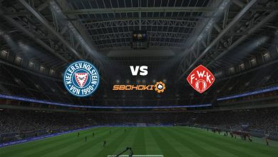 Photo of Live Streaming  Holstein Kiel vs Würzburger Kickers 12 Februari 2021