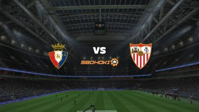 Photo of Live Streaming  Osasuna vs Sevilla 22 Februari 2021
