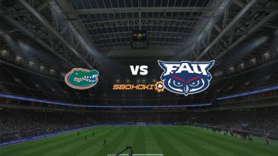 Photo of Live Streaming  Florida Gators vs Florida Atlantic 19 Februari 2021
