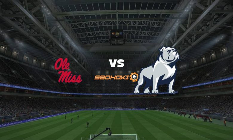 Live Streaming  Ole Miss Rebels vs Samford 26 Februari 2021 - dewaprediksibola