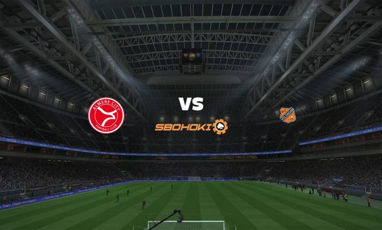 Live Streaming  Almere City vs FC Volendam 12 Februari 2021 - dewaprediksibola