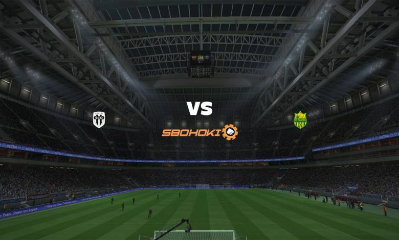Live Streaming  Angers vs Nantes 14 Februari 2021 - dewaprediksibola
