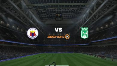 Photo of Live Streaming  Deportivo Pasto vs Atlético Nacional 3 Februari 2021