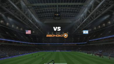Photo of Live Streaming  United States vs Argentina 25 Februari 2021