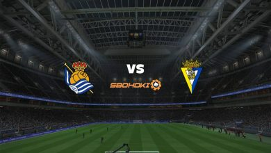Photo of Live Streaming  Real Sociedad vs Cádiz 7 Februari 2021