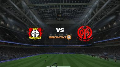 Photo of Live Streaming  Bayer Leverkusen vs Mainz 13 Februari 2021