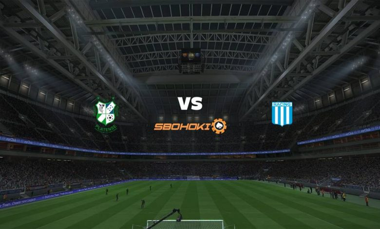 Live Streaming Platense vs Racing Club 13 Maret 2021 - dewaprediksibola