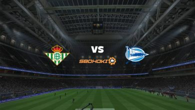 Photo of Live Streaming  Real Betis vs Alavés 8 Maret 2021