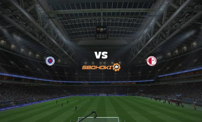 Live Streaming  Rangers vs Slavia Prague 18 Maret 2021 - dewaprediksibola