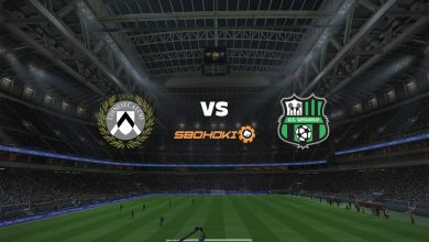 Photo of Live Streaming  Udinese vs Sassuolo 6 Maret 2021