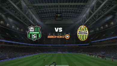 Photo of Live Streaming  Sassuolo vs Hellas Verona 13 Maret 2021