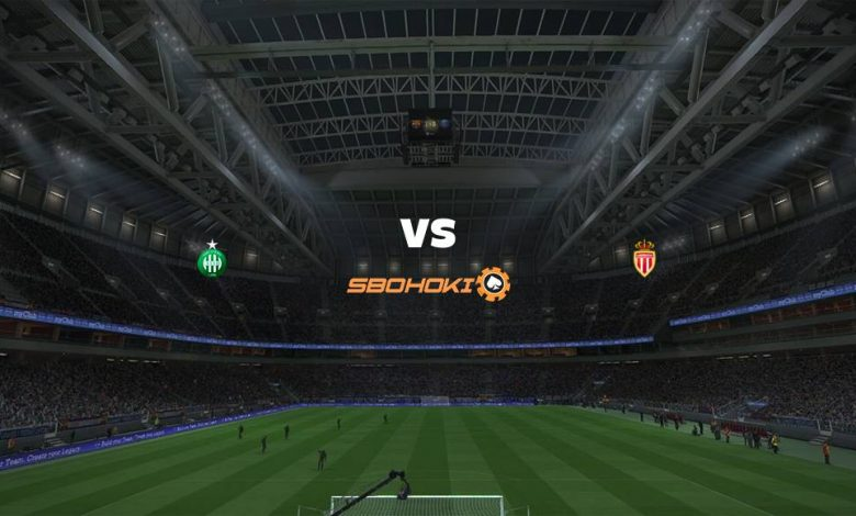 Live Streaming St Etienne vs AS Monaco 19 Maret 2021 - dewaprediksibola