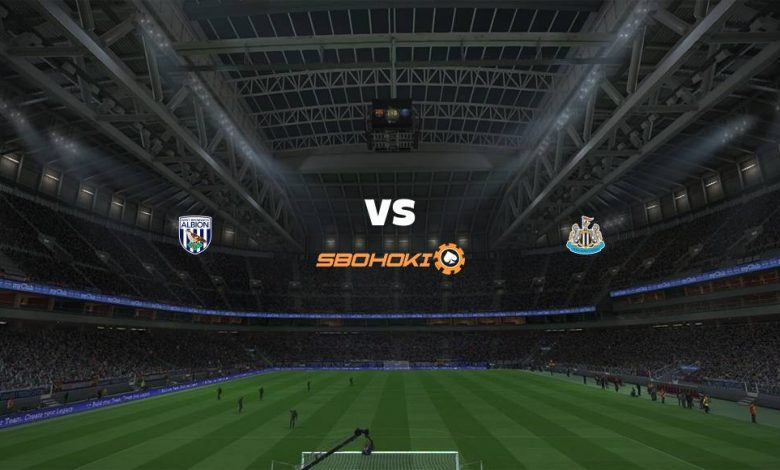 Live Streaming  West Bromwich Albion vs Newcastle United 7 Maret 2021 - dewaprediksibola
