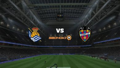 Photo of Live Streaming  Real Sociedad vs Levante 7 Maret 2021