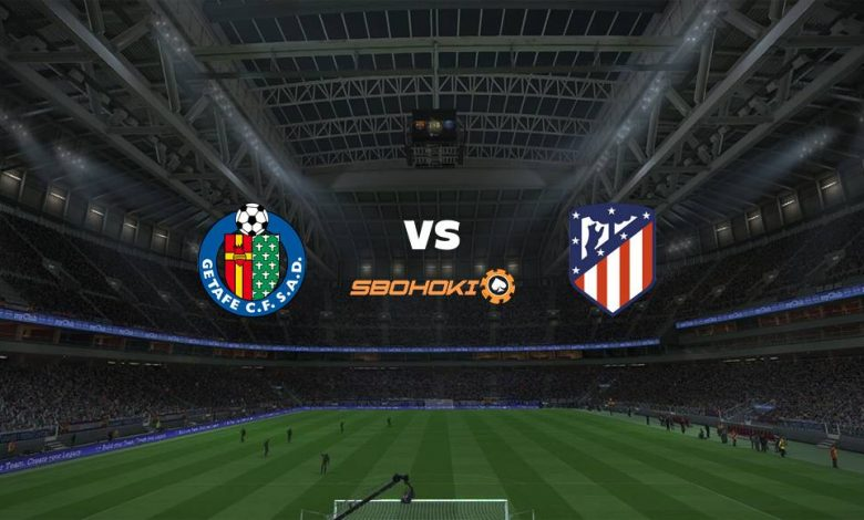 Live Streaming  Getafe vs Atletico Madrid 13 Maret 2021 - dewaprediksibola