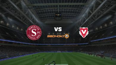 Photo of Live Streaming  Servette vs FC Vaduz 21 Maret 2021