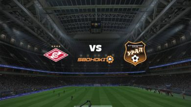 Photo of Live Streaming  Spartak Moscow vs FC Ural Ekaterinburg 18 Maret 2021