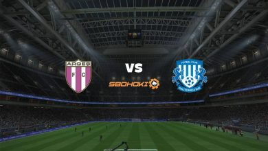 Photo of Live Streaming  FC Arges vs CSMS Iasi 8 Maret 2021