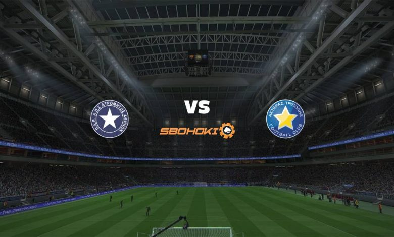 Live Streaming Atromitos vs Asteras Tripoli 6 Maret 2021 - dewaprediksibola