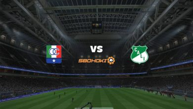 Photo of Live Streaming  Once Caldas vs Deportivo Cali 6 Maret 2021