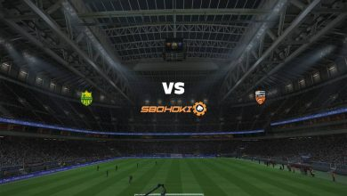 Photo of Live Streaming  Nantes vs Lorient 21 Maret 2021