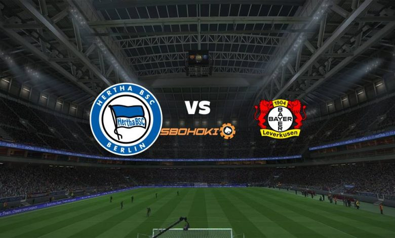 Live Streaming  Hertha Berlin vs Bayer Leverkusen 21 Maret 2021 - dewaprediksibola
