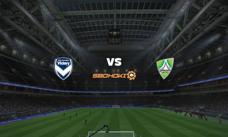 Live Streaming  Melbourne Victory Women vs Canberra United Women 14 Maret 2021 - dewaprediksibola