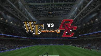 Photo of Live Streaming  Wake Forest vs Boston College 7 Maret 2021